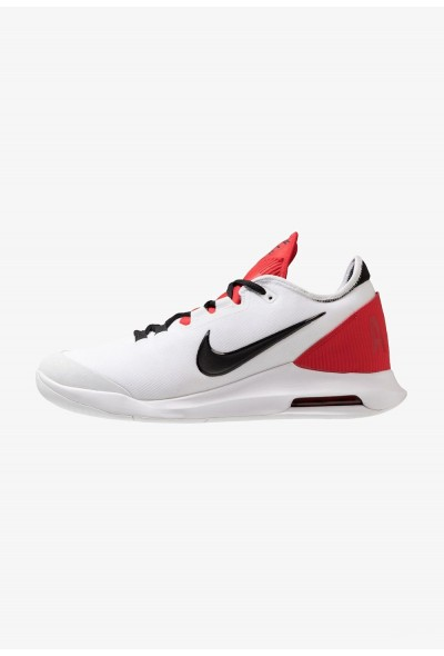 Nike AIR MAX WILDCARD HC - Baskets tout terrain white/black/university red liquidation