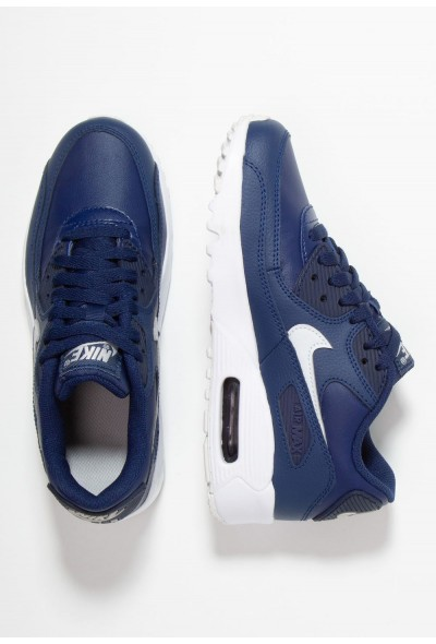 Nike AIR MAX 90  - Baskets basses blue void/pure platinum/white liquidation