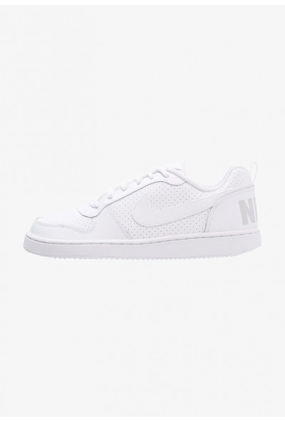 Nike COURT BOROUGH  - Baskets basses white liquidation
