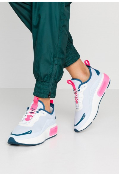 Black Friday 2020 | Nike AIR MAX DIA - Baskets basses half blue/summit white/blue force/hyper pink liquidation