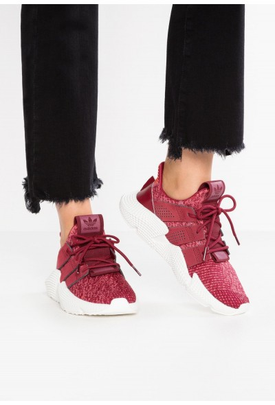 Adidas PROPHERE - Baskets basses trace maroon/noble maroon/solar red pas cher