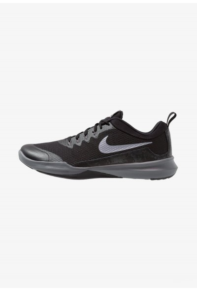 Nike LEGEND TRAINER - Chaussures d'entraînement et de fitness black/metallic cool grey/dark grey liquidation