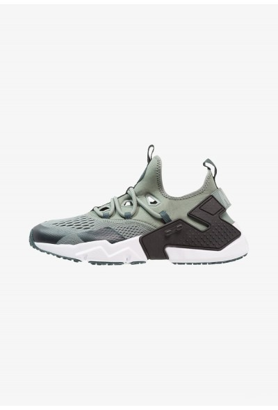 Nike AIR HUARACHE DRIFT - Baskets basses clay green/deep jungle/black/white liquidation