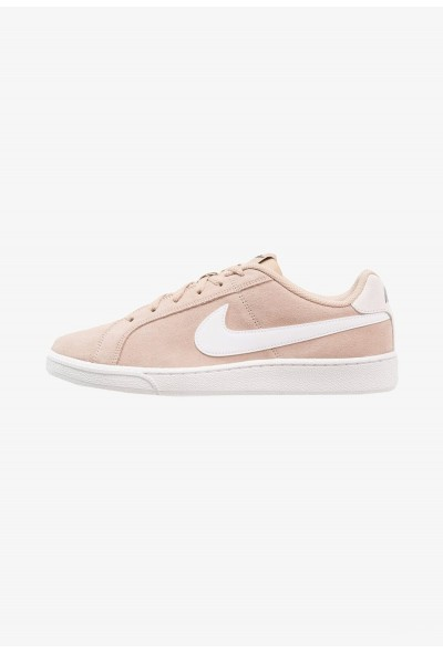 Nike COURT ROYALE SUEDE - Baskets basses sand/white/black liquidation