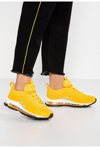 Black Friday 2020 | Nike NIKE AIR MAX 97 - Baskets basses mustard/buff gold/white liquidation