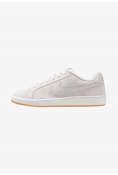 Nike COURT ROYALE SUEDE - Baskets basses vast grey/black/light brown/white liquidation