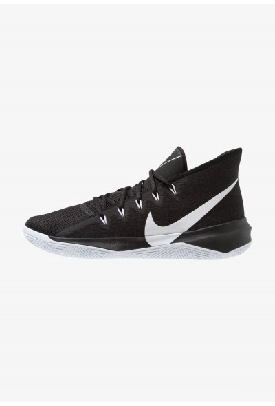 Black Friday 2020 | Nike ZOOM EVIDENCE III - Chaussures de basket black/white liquidation