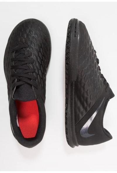 Nike PHANTOMX 3 CLUB IC - Chaussures de foot en salle black/light crimson liquidation