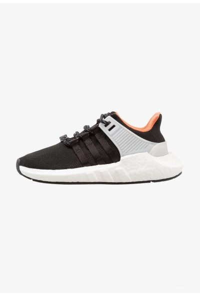 Adidas EQT SUPPORT 93/17 - Baskets basses core black/footwear white pas cher