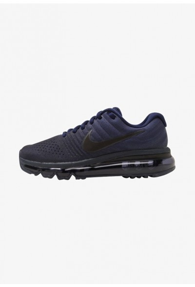 Nike AIR MAX 2017 BG - Chaussures de running neutres binary blue/black/obsidian liquidation