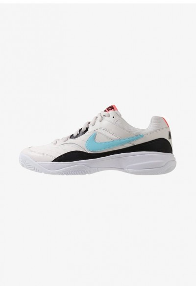 Black Friday 2019 | Nike COURT LITE - Baskets tout terrain phantom/bleached aqua/black hot lava liquidation