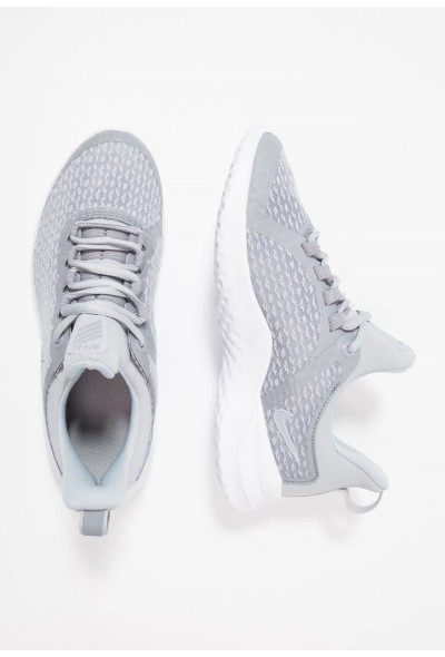 Nike RENEW RIVAL - Chaussures de running neutres wolf grey/white liquidation