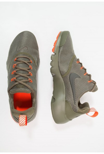 Nike PRESTO FLY - Baskets basses medium olive/sequoia/total crimson liquidation