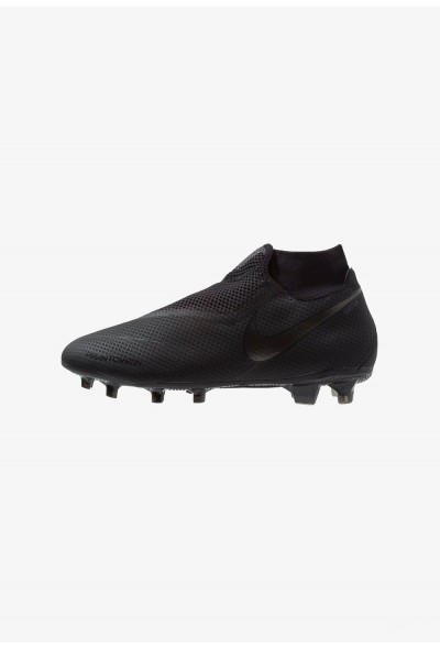 Nike PHANTOM OBRA 3 PRO DF FG - Chaussures de foot à crampons black liquidation