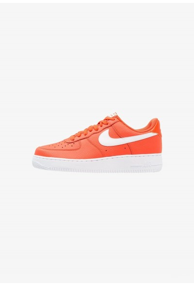 Nike AIR FORCE - Baskets basses team orange/white liquidation