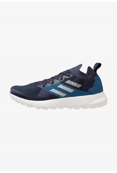 Black Friday 2020 | Adidas TERREX TWO PARLEY - Chaussures de marche legend ink/grey one/core blue pas cher