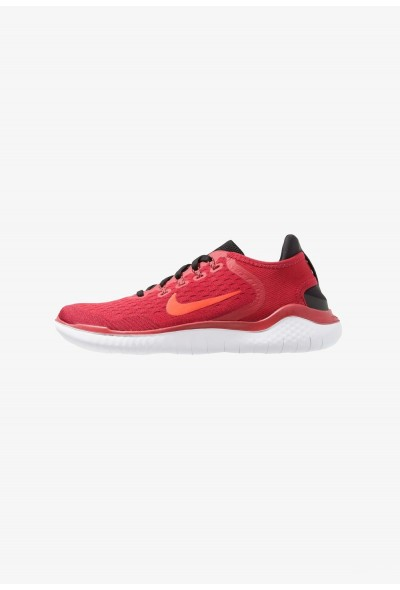 Black Friday 2020 | Nike FREE RN 2018 - Chaussures de course neutres gym red/bright crimson/black/team red/white liquidation