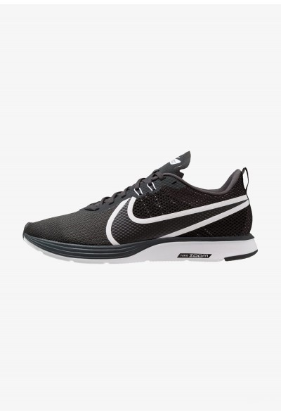 Nike ZOOM STRIKE - Chaussures de running neutres anthracite/black/white liquidation