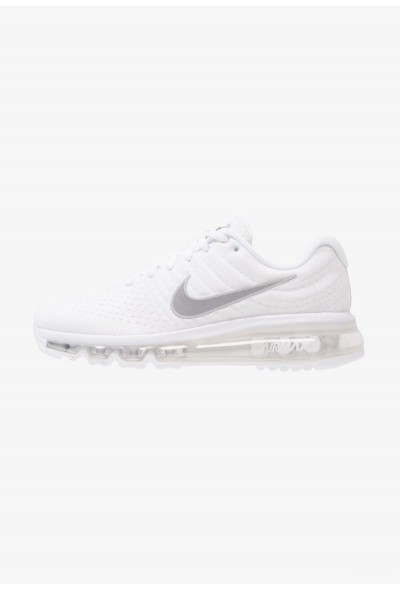 Nike AIR MAX 2017 BG - Chaussures de running neutres white/metallic silver liquidation