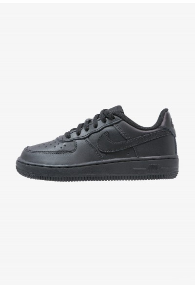 Nike AIR FORCE 1 - Baskets basses noir liquidation