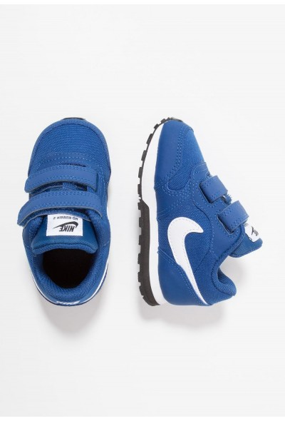 Black Friday 2020 | Nike MD RUNNER 2  - Chaussures premiers pas gym blue/white/black liquidation