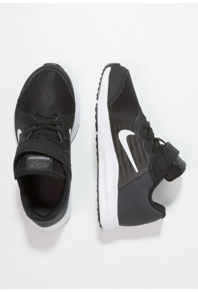 Nike DOWNSHIFTER 8 - Chaussures de running neutres black/white/dark grey liquidation
