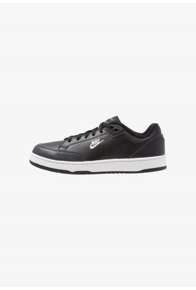 Nike GRANDSTAND II - Baskets basses black/white/neutral grey liquidation