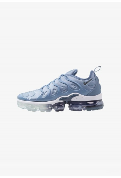 Nike AIR VAPORMAX PLUS - Baskets basses work blue/cool grey/diffused blue/white liquidation