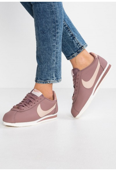 Nike CLASSIC CORTEZ - Baskets basses smokey mauve/particle beige/metallic red bronze/phantom liquidation
