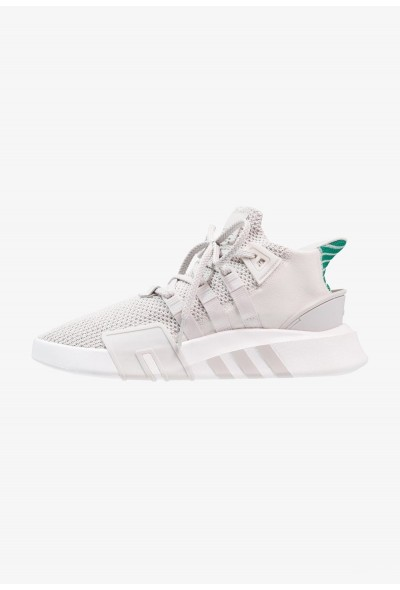 Adidas EQT BASK ADV - Baskets basses grey one/sub green pas cher