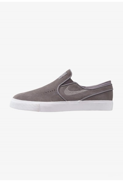 Black Friday 2020 | Nike ZOOM STEFAN JANOSKI - Mocassins gunsmoke/white liquidation
