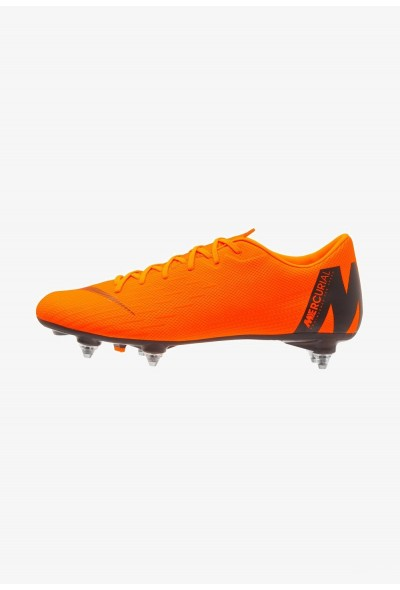 Nike MERCURIAL VAPOR 12 ACADEMY SG PRO - Chaussures de foot à lamelles total orange/white/volt liquidation