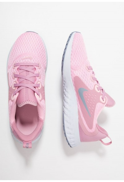 Nike LEGEND REACT - Chaussures de running neutres pink/ashen slate/elemental pink/football grey liquidation