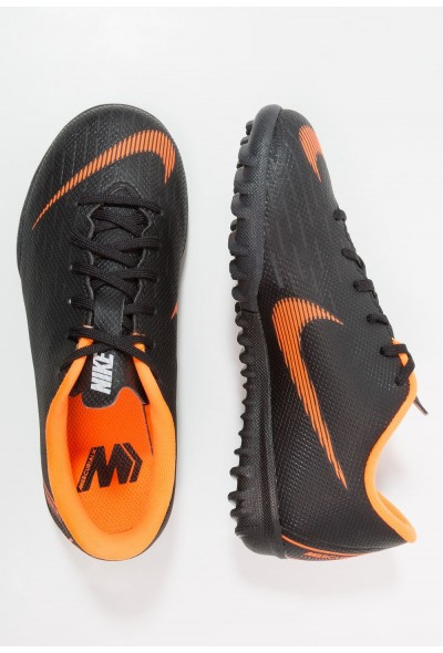 Nike MERCURIAL VAPORX  - Chaussures de foot multicrampons black/total orange/white liquidation