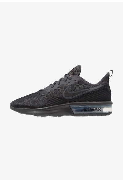 Black Friday 2020 | Nike AIR MAX SEQUENT 4 - Chaussures de running neutres black/anthracite liquidation