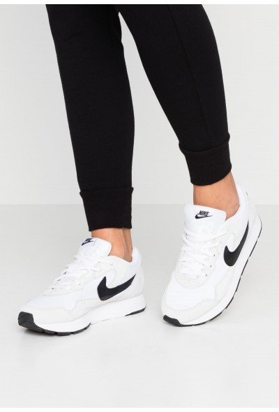 Nike DELFINE - Baskets basses white/black liquidation