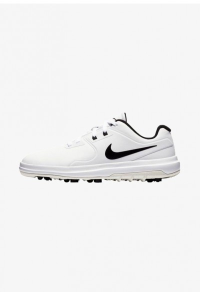 Nike Chaussures de golf white/silver/black liquidation