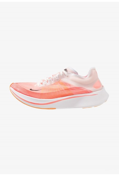 Nike ZOOM FLY SP - Chaussures de running compétition varsity red/black/summit white liquidation