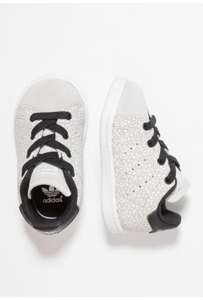 Adidas STAN SMITH - Chaussures premiers pas grey two/clear black pas cher