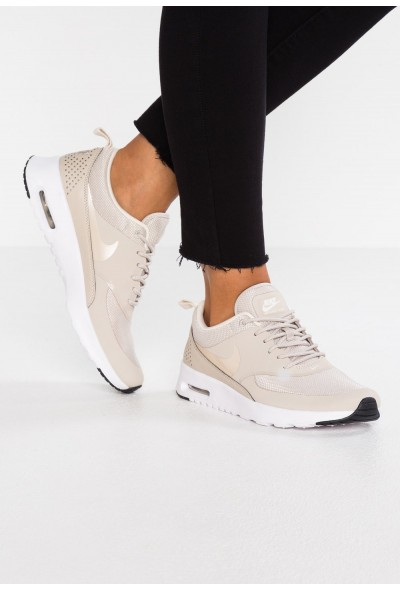 Black Friday 2020 | Nike AIR MAX THEA - Baskets basses string/light cream liquidation