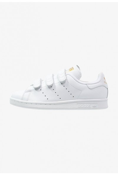 Black Friday 2020 | Adidas STAN SMITH  - Baskets basses weiß/gold pas cher