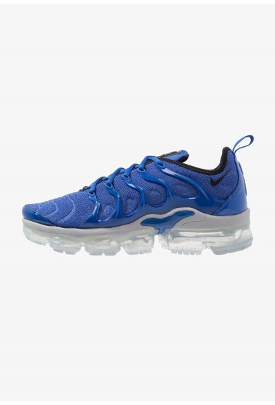 Nike AIR VAPORMAX PLUS - Baskets basses game royal/black/wolf grey/racer blue liquidation