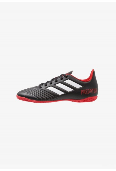 Black Friday 2020 | Adidas PREDATOR TANGO 18.4 IN - Chaussures de foot en salle core black/footwear white/red pas cher