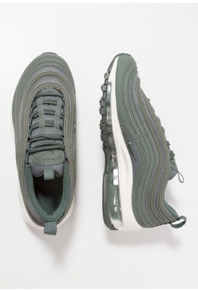 Nike AIR MAX 97 - Baskets basses mineral spruce/pale ivory/clay green liquidation