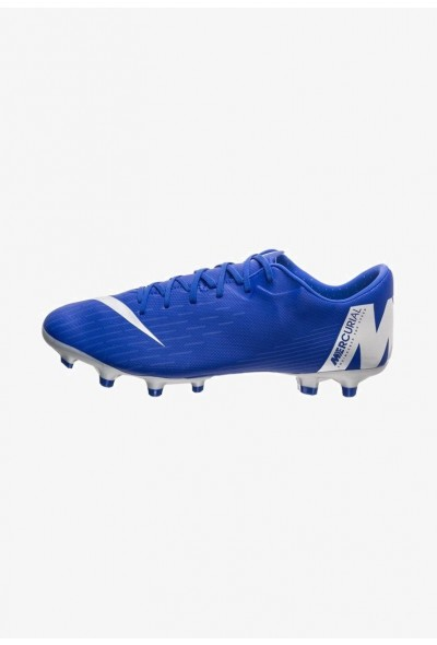 Black Friday 2020 | Nike MERCURIAL VAPOR 12 ACADEMY MG - Chaussures de foot à crampons blue liquidation