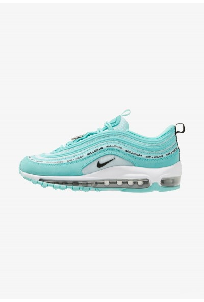 Black Friday 2020 | Nike AIR MAX 97 SE - Baskets basses tropical twist/black/teal tint/white liquidation