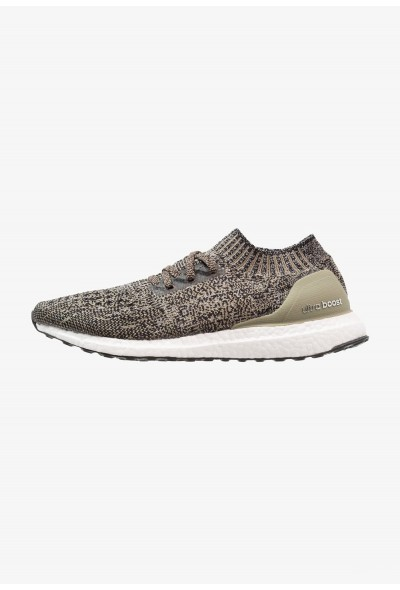 Adidas ULTRABOOST UNCAGED - Chaussures de running neutres trace cargo/core black/chalk pear pas cher
