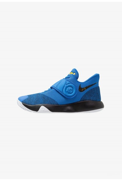 Nike TREY  - Chaussures de basket signal blue/black/white/amarillo liquidation