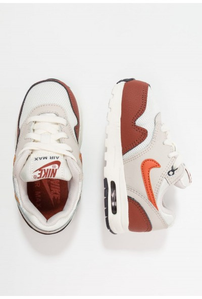 Nike AIR MAX 1 - Baskets basses sail/vintage coral/mars stone liquidation