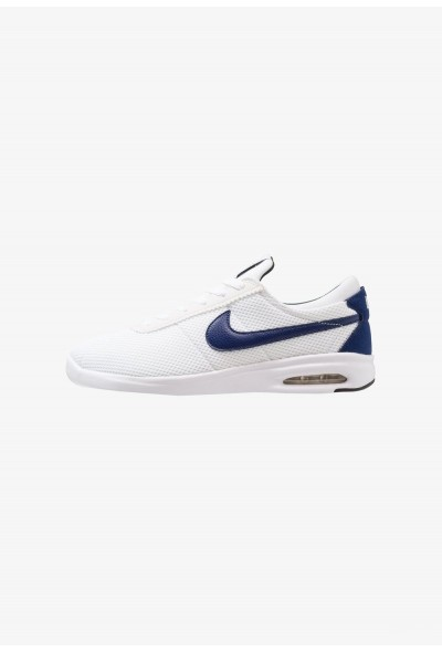 Nike AIR MAX BRUIN VPR TXT - Baskets basses white/blue void/midnight green liquidation